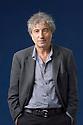 Adam Phillips,psychoanalyst and writer at The Edinburgh International Book  Festival on 2010 .CREDIT Geraint Lewis