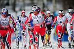 FIS Cross Country World Cup Final - Ladies - Mass start - Falun