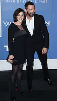 "NEW YORK CITY, NY, USA - MAY 10: Lauren Shuler Donner, Hugh Jackman at the World Premiere Of Twentieth Century Fox's ""X-Men: Days Of Future Past"" held at the Jacob Javits Center on May 10, 2014 in New York City, New York, United States. (Photo by Jeffery Duran/Celebrity Monitor)"