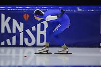 SCHAATSEN: HEERENVEEN: 29-11-2014, IJsstadion Thialf, KNSB trainingswedstrijd, Aafke Soet, ©foto Martin de Jong