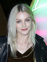 LOS ANGELES, CA - NOVEMBER 02: Jessica Stam attends W Las Vegas hosts private preview at W Los Angeles, West Beverly Hills on November 2, 2016 in Los Angeles, Californi  (Credit: Parisa Afsahi/MediaPunch).