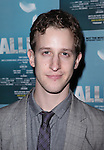 Alex Wyse attending the Off-Broadway Opening Night Performance After Party for 'Falling' at Knickerbocker Bar & Grill on October 15, 2012 in New York City.