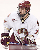 Joe Rooney - The Boston College Eagles defeated the Northeastern University Huskies 5-2 in the opening game of the 2006 Beanpot at TD Banknorth Garden in Boston, MA, on February 6, 2006.
