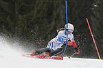 10.03.2018, Ofterschwanger Horn, Ofterschwang, GER, Slalom Weltcup in Ofterschwang, im Bild Adriana Jelinkova (NED, #51)<br /> <br /> Foto &copy; nordphoto / Hafner