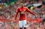 Jesse Lingard of Manchester United  during the Premier League match at Old Trafford Stadium, Manchester. Picture date: September 24th, 2016. Pic Sportimage