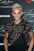 "LOS ANGELES - MAR 15:  Frankie Grande at the ""Pretty Little Liars: The Perfectionists"" Premiere at the Hollywood Athletic Club on March 15, 2019 in Los Angeles, CA"