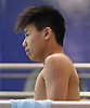 Nicholas Shen of Great Neck South competes in the NYSPHSAA varsity boys diving Federation Championship at Nassau Aquatic Center in East Meadow on Friday, March 2, 2018.
