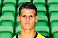 GRONINGEN - Voetbal, Presentatie FC Groningen,  seizoen 2018-2019, 17-07-2018, FC Groningen doelman Jan Hoekstra
