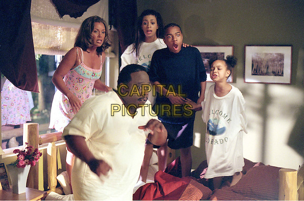 VANESSA WILLIAMS, CEDRIC THE ENTERTAINER, SOLANGE KNOWLES, BOW WOW & GABBY SOLEIL.in Johnson Family Vacation.*Editorial Use Only*.www.capitalpictures.com.sales@capitalpictures.com.Supplied by Capital Pictures.