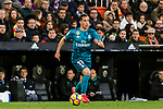Lucas Vazquez of Real Madrid in action during the La Liga 2017-18 match between Valencia CF and Real Madrid at Estadio de Mestalla  on 27 January 2018 in Valencia, Spain. Photo by Maria Jose Segovia Carmona / Power Sport Images