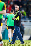 Pat O'Shea Dr Crokes Manager. Dr Crokes v West Kerry in the Kerry Senior Football Championship Semi Final at Fitzgerald Stadium on Saturday.