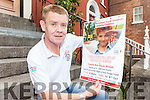 Tralee man Noel Conway is planning to travel to Lebanon to help Deaf children in October.