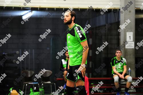2014-11-29 / Volleybal / seizoen 2014-2015 / Mendo Booischot / Joren Appels<br /><br />Foto: mpics.be