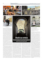 German daily Jüdische Allgemeine<br /> May 1, 2008<br /> Photographer: Martin Fejer