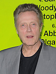 Christopher Walken at The CBS Films L.A. Premiere of Seven Psychopaths Premiere held at The Bruin Theatre in Westwood, California on October 01,2012                                                                               © 2012 Hollywood Press Agency