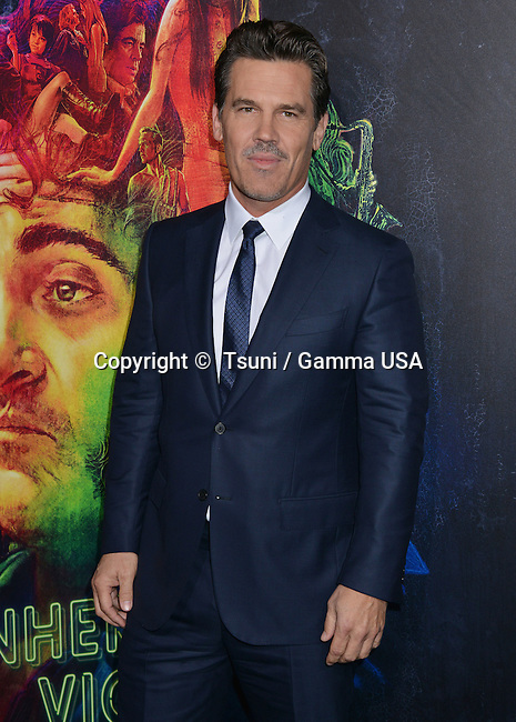 Josh Brolin 230 at the  Inherent Vice  Premiere at the TCL Chinese Theatre in Los Angeles.