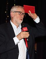 DEC 11 Jeremy Corbyn campaign stop in Bedford