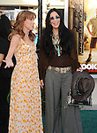 "WESTWOOD, CA - JULY 06: Kathy Griffin and Cher arrive to the ""Zookeeper"" Los Angeles Premiere at Regency Village Theatre on July 6, 2011 in Westwood, California."