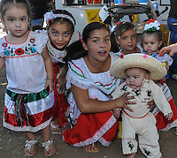 ELOY MEXICAN INDEPENDENCE PARADE 2012