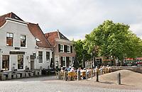 Nederland  Nieuwpoort 2017.  Eetcafe de Dam in Nieuwpoort, Zuid-Holland.  Foto Berlinda van Dam / Hollandse Hoogte