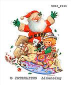 GIORDANO, CHRISTMAS SANTA, SNOWMAN, WEIHNACHTSMÄNNER, SCHNEEMÄNNER, PAPÁ NOEL, MUÑECOS DE NIEVE, paintings+++++,USGI2144,#X#