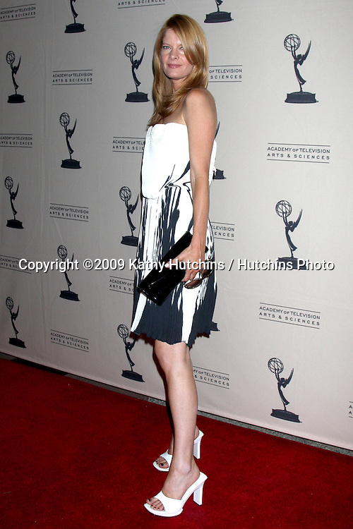 Michelle Stafford arriving at  the Daytime Emmy Nominees Reception at the Television Academy  in  North Hollywood, CA on August 27, 2009.©2009 Kathy Hutchins / Hutchins Photo.