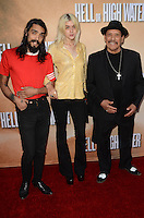 Gilbert Trejo, Taylor Treadwell, Danny Trejo<br /> at the &quot;Hell or High Water&quot; Los Angeles Special Screening, Arclight, Hollywood, CA 08-10-16<br /> David Edwards/DailyCeleb.com 818-249-4998