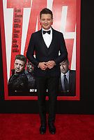 LOS ANGELES, CA - JUNE 7: Jeremy Renner at the World premiere of Tag at the Regency Village Theatre in Los Angeles, California on June 7, 2018. Credit: Faye Sadou/MediaPunch<br /> CAP/MPIFM<br /> &copy;MPIFM/Capital Pictures