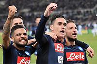 20170920 Calcio Lazio Napoli Serie A