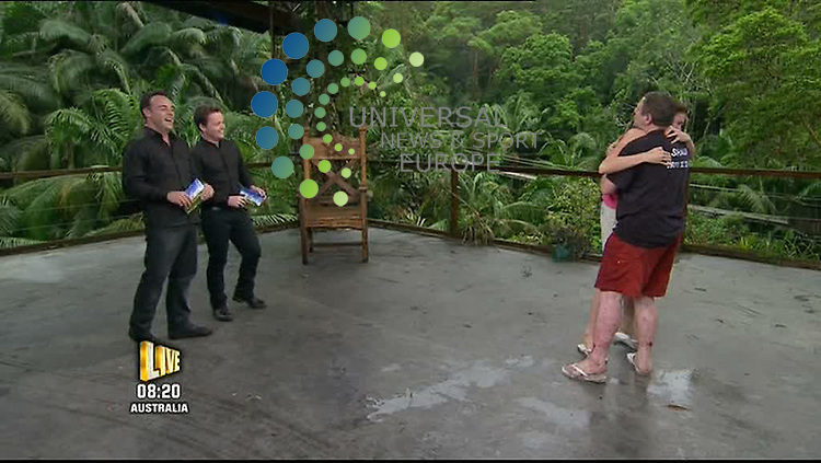 Stacey Solomon wins I'm A Celebrity to become Queen of the Jungle..Stacey has triumphed against Shaun on I'm A Celebrity - and become the nation's new sweetheart in the process..Picture: Universal News And Sport (Scotland).4 December 20910.<br /> (Universal News does not claim any Copyright or License in the attached material. Any downloading fee charged by Universal News and Sport is for Universal News services only. We are advised that screen images should not be used more than 48 hours after the time of original transmission, without the consent of the copyright holder)..