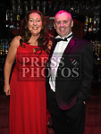 Colin and Gillian Dale at the ABACAS Ball in the Westcourt Hotel. Photo:Colin Bell/pressphotos.ie