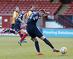Marcus Fraser scores the killer third goal for Ross County