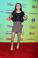 LOS ANGELES - JUN 16:  Anna Cathcart at the ARDYs: A Radio Disney Music Celebration at the CBS Studio Center on June 16, 2019 in Studio City, CA