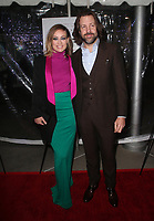 LOS ANGELES, CA - DECEMBER 4: Olivia Wilde and Jason Sudeikis at the LA special screening of If Beale Street Could Talk at ArcLight Hollywood in Los Angeles California on December 4, 2018. <br /> CAP/MPIFS<br /> &copy;MPIFS/Capital Pictures