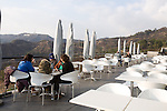 Wolfgang Puck's Cafe at the End of the Universe at the Griffith Observatory, Los Angeles, CA