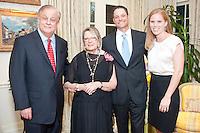 Memorial Hermann Reception at the Home of Lynn & Oscar Wyatt