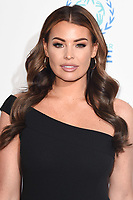 Jessica Wright<br /> arriving for the Football for Peace initiative dinner by Global Gift Foundation at the Corinthia Hotel, London<br /> <br /> ©Ash Knotek  D3493  08/04/2019
