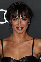 LOS ANGELES, CA - JANUARY 09: Karina Smirnoff at the Audi Golden Globe Awards 2014 Cocktail Party held at Cecconi's Restaurant on January 9, 2014 in Los Angeles, California. (Photo by Xavier Collin/Celebrity Monitor)