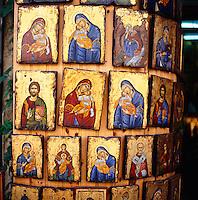 Greece, Greek Orthodox Icons   Griechenland, Griechisch-Orthodoxe Ikonen