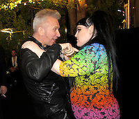 Jean-Paul Gaultier - 65th Cannes Film Festival