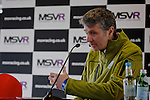 James Beckett - MSVR Media Day Brands Hatch 2013