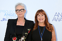 LOS ANGELES - SEP 13:  Jamie Lee Curtis, Heidi Schaeffer at the Project Angel Food Awards Gala at the Garland Hotel on September 13, 2019 in Los Angeles, CA