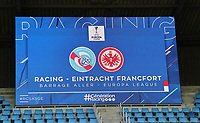 - 22.08.2019: Racing Straßburg vs. Eintracht Frankfurt, UEFA Europa League, Qualifikation, Commerzbank Arena<br /> DISCLAIMER: DFL regulations prohibit any use of photographs as image sequences and/or quasi-video.