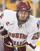 Brian O'Hanley - The Boston College Eagles defeated the Northeastern University Huskies 5-2 in the opening game of the 2006 Beanpot at TD Banknorth Garden in Boston, MA, on February 6, 2006.