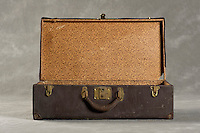 Willard Asylum Suitcases<br /> <br /> &copy;2012 Jon Crispin<br /> ALL RIGHTS RESERVED