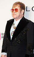 NEW YORK, NY - November 5: Elton John at Elton John AIDS Foundation's 17th Annual An Enduring Vision Benefit at Cipriani 42nd Street in New York City on November 05, 2018. <br /> CAP/MPI/RW<br /> &copy;RW/MPI/Capital Pictures