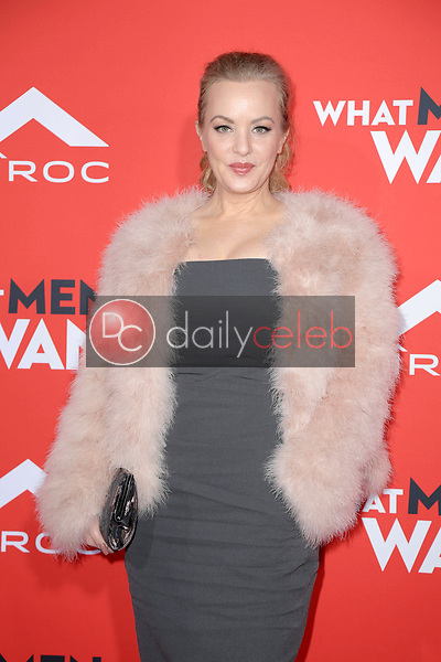 "Wendi McLendon-Covey<br /> at the ""What Men Want"" Premiere, Village Theater, Westwood, CA 01-28-19<br /> David Edwards/DailyCeleb.com 818-249-4998"