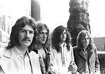 Led Zeppelin 1970 John Bonham, Robert Plant, Jimmy Page and John Paul Jones......