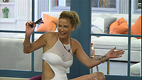 Celebrity Big Brother 2017<br /> Sarah Harding  <br /> *Editorial Use Only*<br /> CAP/KFS<br /> Image supplied by Capital Pictures