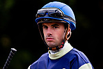 MAY 27: Florent Geroux at Santa Anita Park in Arcadia, California on May 27, 2019. Evers/Eclipse Sportswire/CSM